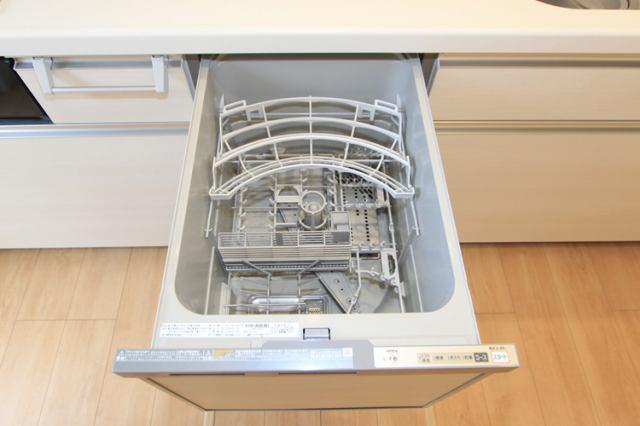 (食洗機)家事を軽減 食洗機!高温洗浄 殺菌効果!