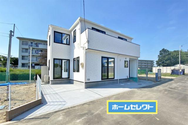 綺麗に整備された新しい住宅地♪安心のオール電化・2×4工法!現地(2021年7月)撮影