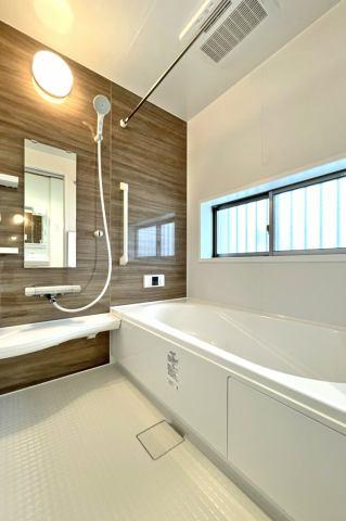 (浴室) お子さんの部活の大会が連日でも安心♪スピード乾燥で即乾き♪浴室乾燥機です!