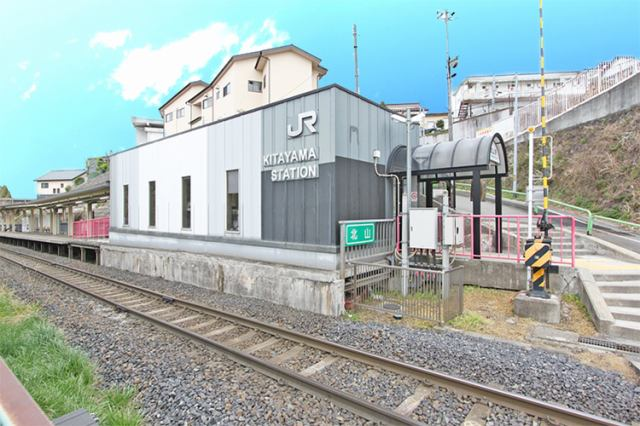 JR仙山線「北山」駅 徒歩13分