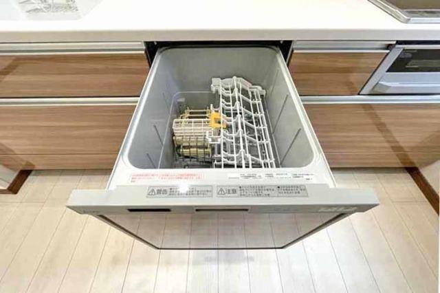 (同仕様:食洗機)家事の負担を軽減する食洗機付き!忙しい時間に嬉しい時短アイテム♪