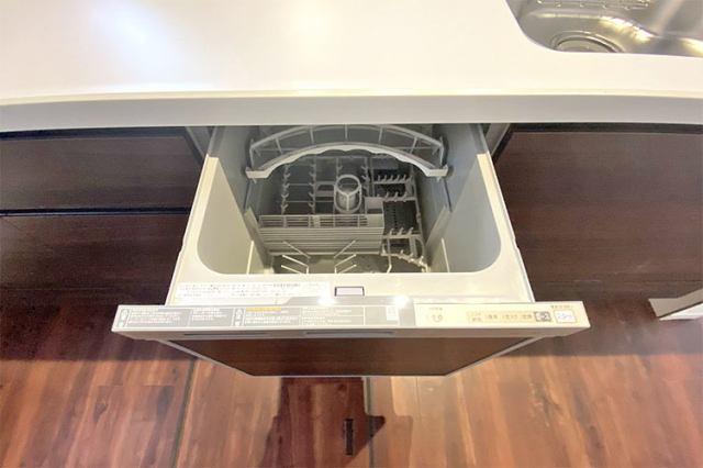 (同仕様例・食洗機)家事の負担を軽減する食洗機付き!忙しい時間に嬉しい時短アイテム♪