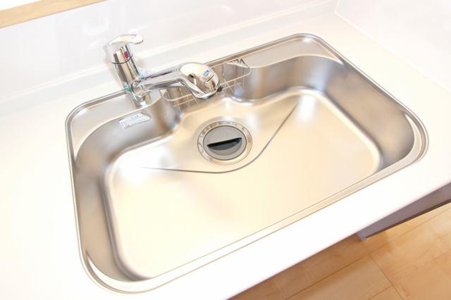 (同仕様・浄水器付混合水栓)毎日のお料理もおいしいお水で♪
