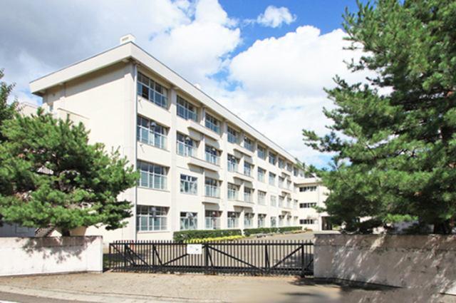 八木山中学校まで徒歩9分