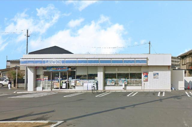 ローソン四郎丸渡道店まで徒歩4分