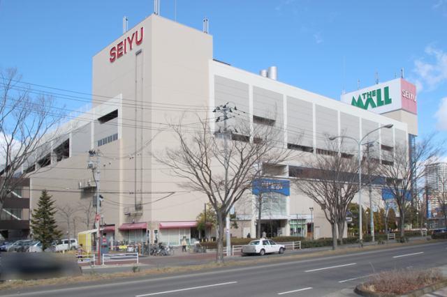 ザ・モール仙台徒歩11分