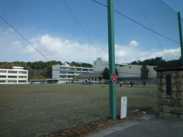 仙台市立八乙女中学校 徒歩20分