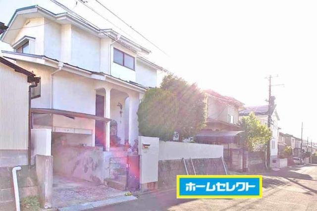 南光台東小学校まで徒歩4分現地(2021年5月)撮影