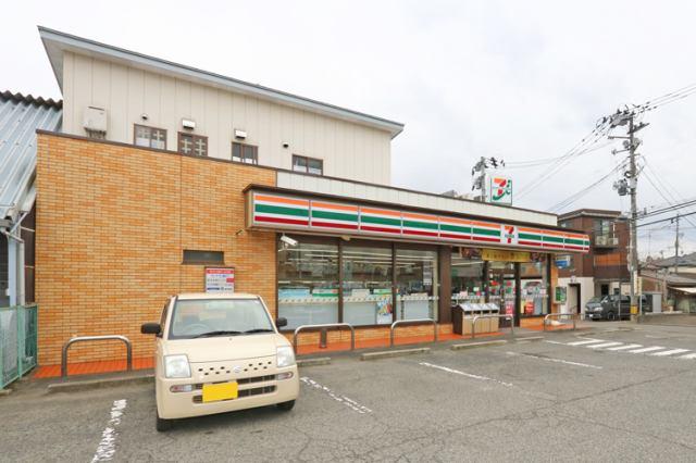 セブンイレブン仙台三条町店 徒歩6分