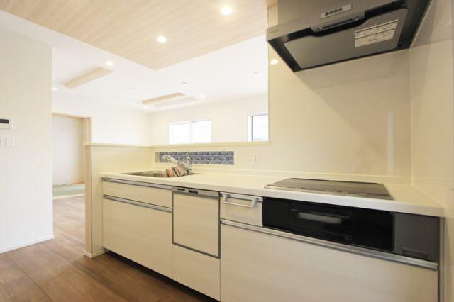 (キッチン) 使い勝手GOOD広々キッチン!食洗機付です♪