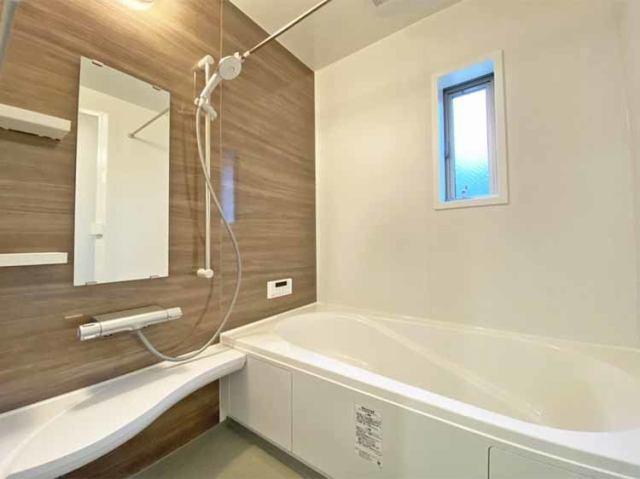 (浴室) 一日の疲れは広々としたお風呂で癒しましょう♪