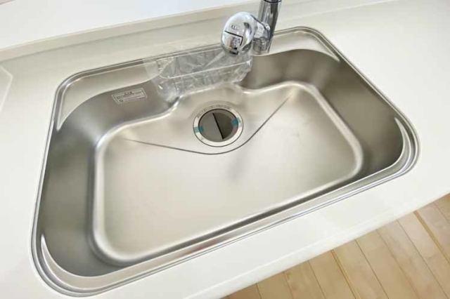 (浄水器付混合水栓)毎日のお料理もおいしいお水で♪