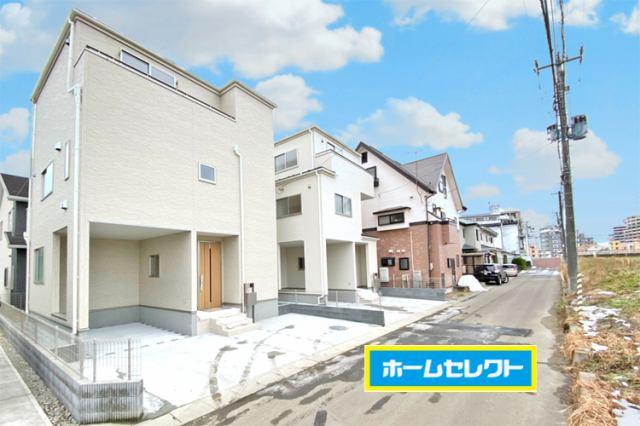 (現地写真)地下鉄「八乙女」駅まで徒歩6分!