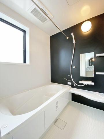 (浴室) 1坪の広々浴室♪東北地方には必ず助かる浴室乾燥機つき!