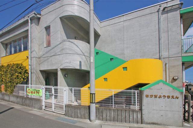 中田幼稚園まで徒歩5分