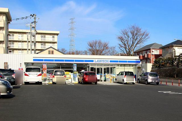 ローソン仙台鶴が丘一丁目店 徒歩4分
