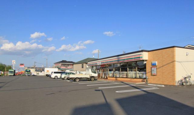 セブンイレブン岩沼阿武隈2丁目店まで徒歩8分
