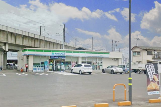 ファミリーマート高舘吉田店まで徒歩9分