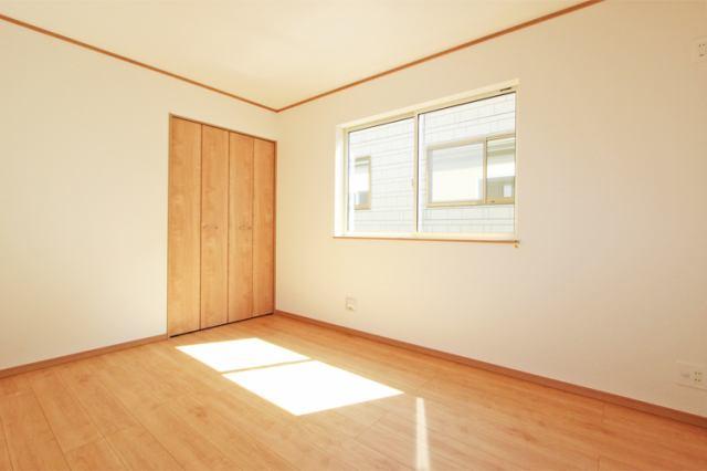 (同仕様・洋室)全室6帖以上!是非とも子供にひとり部屋!