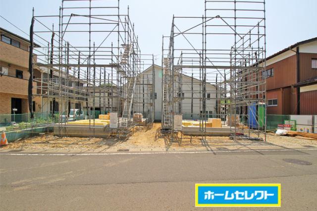 (現地写真)周辺施設も徒歩圏内でとても便利♪