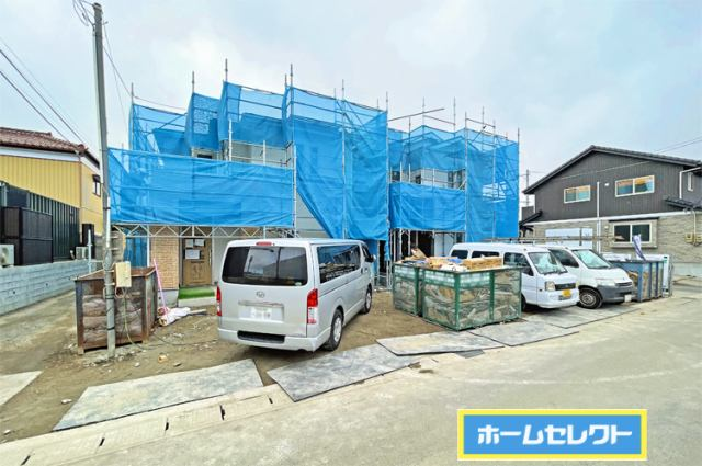 (現地写真)JR東北本線「岩沼」駅徒歩15分と便利な立地!