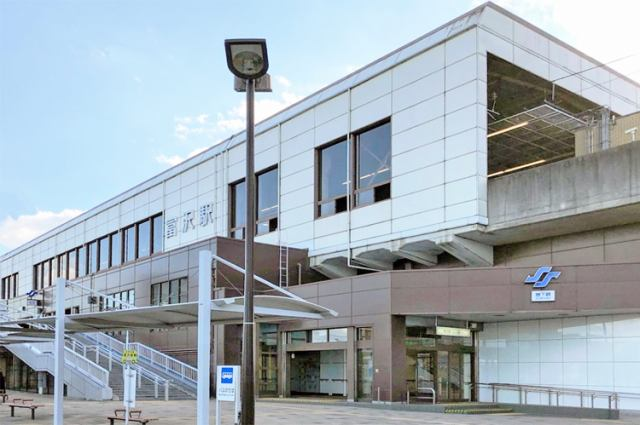 地下鉄南北線「富沢」駅まで徒歩15分