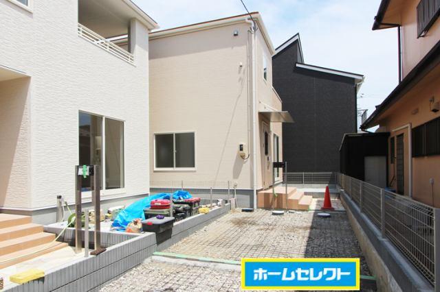 (現地写真) 地下鉄南北線「富沢」駅まで徒歩13分!市街地へのアクセス良好!