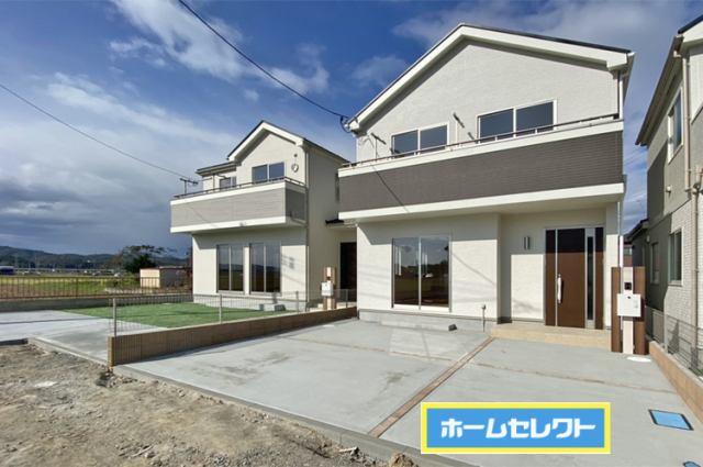 (現地写真)増田西小学校徒歩8分とお子様の通学も安心ですね♪