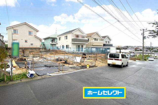 (現地写真)仙台市立中山中学校まで徒歩7分と通学安心な立地