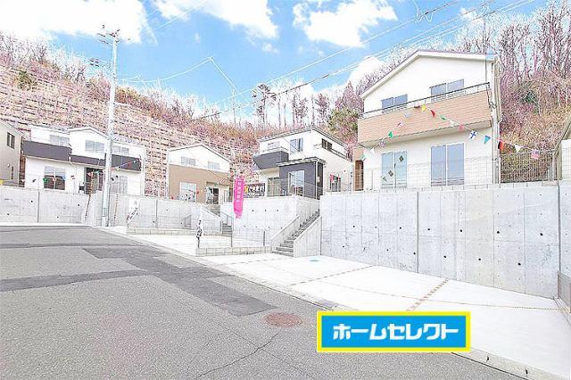(現地写真)富谷ジャスコ車で9分!買い物も便利な立地