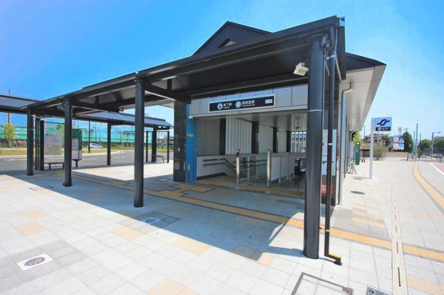 仙台市地下鉄東西線「薬師堂」駅まで徒歩10分