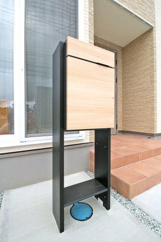 (宅配ボックス)不在時の荷物の受け取りに便利な宅配ボックス