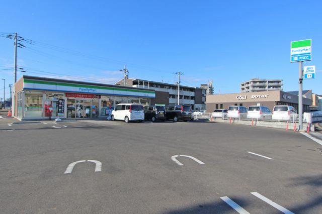 ファミリーマート大野田四丁目店まで徒歩8分
