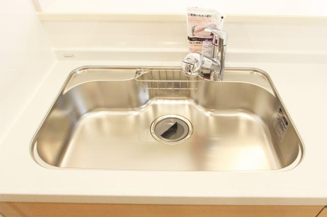 (浄水器付混合水栓)塩素の匂いを完全除去!水がうまいと料理もうまい!