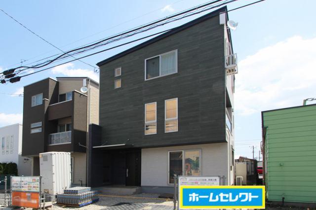 (現地写真)収納豊富な4SSLDK!経済的なオール電化住宅です!