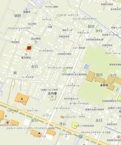 セリオンA 地図