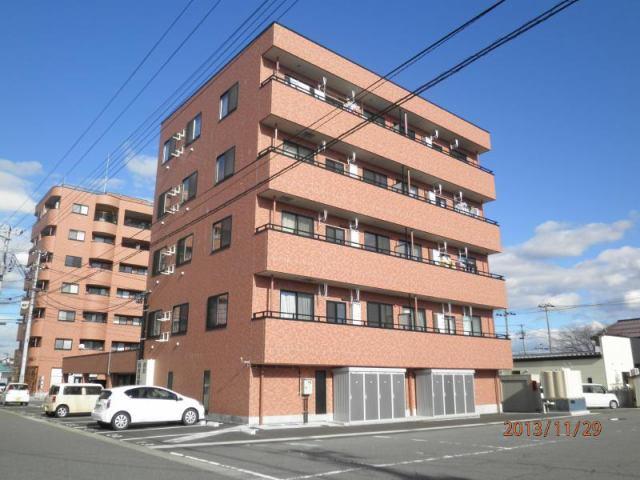 鶴巻第6ビル 米沢市金池7丁目7-15 3LDK 11.8万円