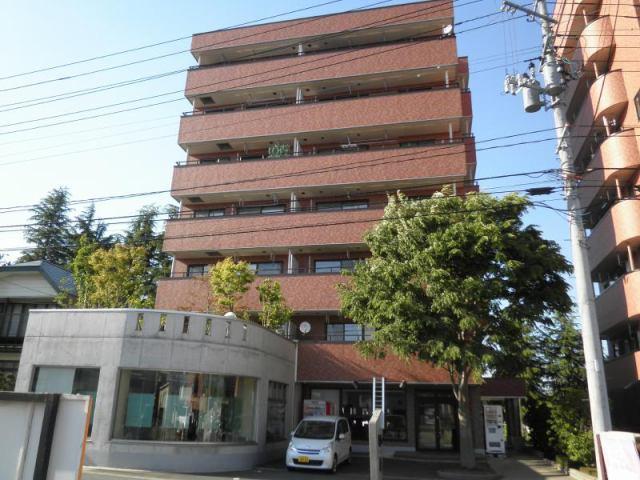 鶴巻第二ビル 米沢市金池8丁目1-65 1R 5万円
