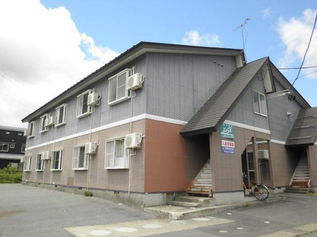 イノセントハウスA 米沢市通町2丁目6-2 1K 2.8万円 礼金無し