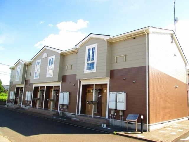ア・スプリングB 米沢市塩井町塩野 2DK 5.4万円 敷金礼金無し