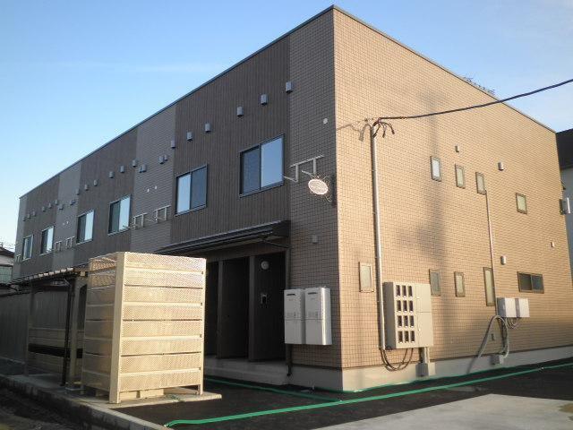 ブライトコート松が岬 米沢市松が岬3丁目3-35 1R 5万円