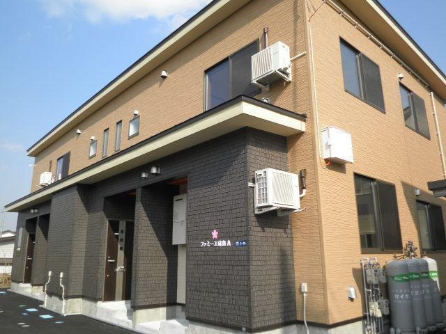 ファミーユ成島A 米沢市成島町3丁目2-58 2LDK 5.8万円 敷金礼金無し