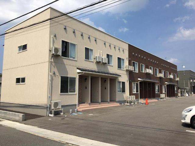 アッシュネクストC棟 米沢市通町3丁目 1LDK 5.3万円